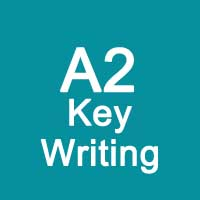 A2 Key Part 7 Exercise 1 | Email talking about school