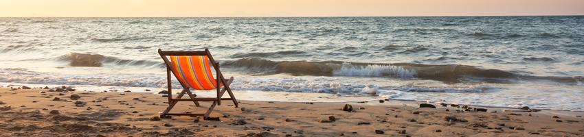 seaside, beach, holiday