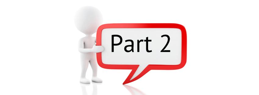 B2 First Speaking TestPart 2